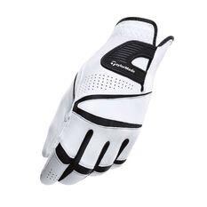 Taylor Made Stratus Golf Glove White / Black S, White / Black, rebel_hi-res