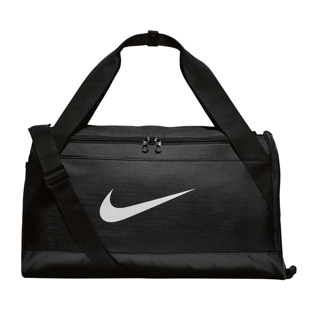 95bbf15fe272 Nike Brasilia 6 Small Duffel Bag Black