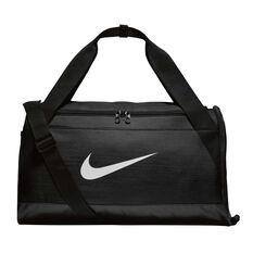 Nike Brasilia 6 Small Duffel Bag Black, , rebel_hi-res