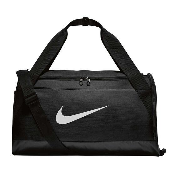 Nike Brasilia 6 Small Duffel Bag Black  e3fdcb78c1243