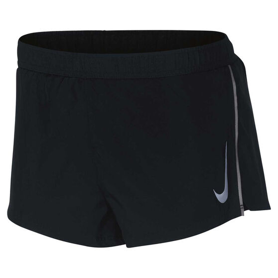 Nike Mens Fast 2in Running Shorts, Black, rebel_hi-res