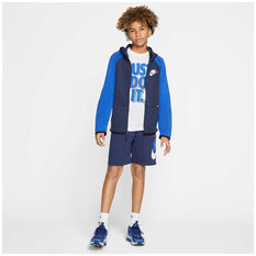 Nike Sportswear Just Do It Stack Tee, White / Blue, rebel_hi-res