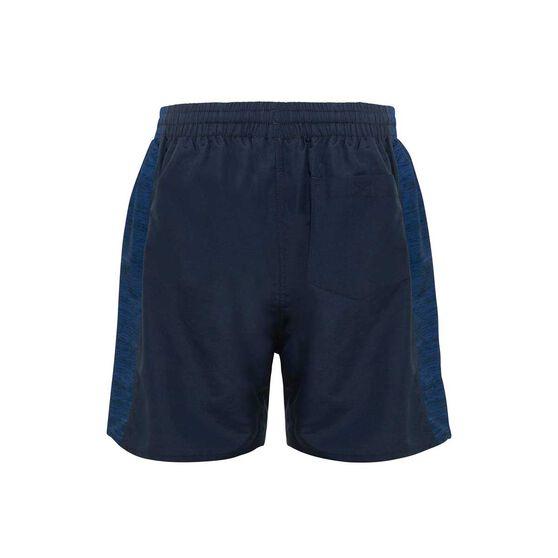 NSW State Of Origin 2020 Mens Tactic Shorts, Blue, rebel_hi-res