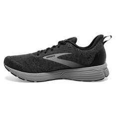 Brooks Anthem 3 Mens Running Shoes Black US 7, Black, rebel_hi-res