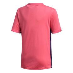 Real Madrid CF 2020/21 Kids Away Jersey Pink 8, Pink, rebel_hi-res