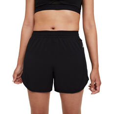 Nike Womens Tempo Luxe Running Shorts Black XS, Black, rebel_hi-res