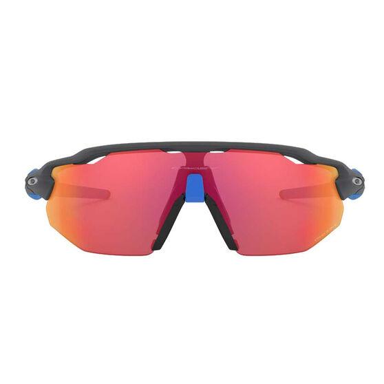Oakley Radar EV Advancer Sunglasses Matte Carbon/Prizm Trail, Matte Carbon/Prizm Trail, rebel_hi-res