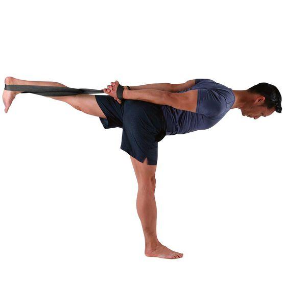 PTP Yoga Loop Strap L Charcoal L, , rebel_hi-res
