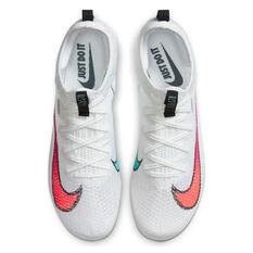 Nike Zoom Superfly Elite 2 Track Spikes, White/Crimson, rebel_hi-res