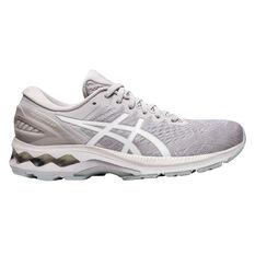 Asics GEL Kayano 27 Womens Running Shoes Pink/White US 6, Pink/White, rebel_hi-res