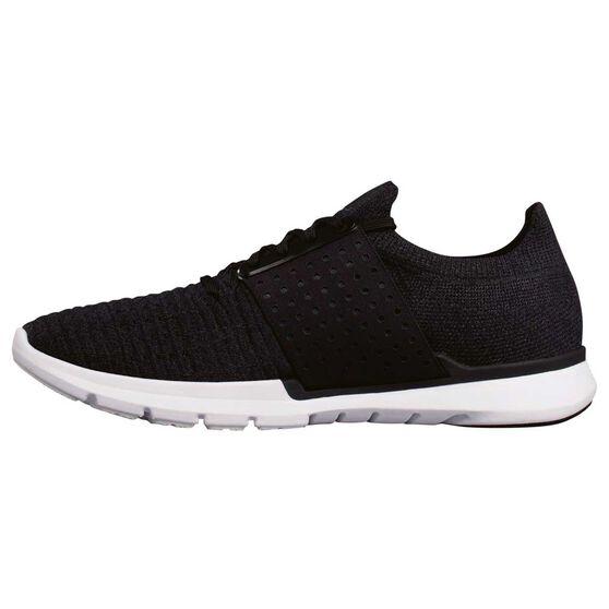 Under Armour Speedform Slingwrap Mens Running Shoes Black / White US 7, Black / White, rebel_hi-res