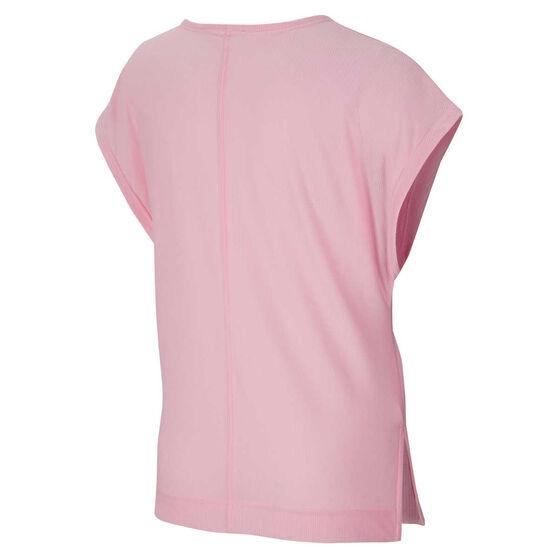 Nike Girls Training Top, Pink, rebel_hi-res