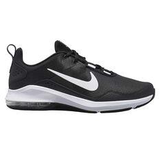 Nike Air Max Alpha Trainer Mens Training Shoes Black / White US 7, Black / White, rebel_hi-res