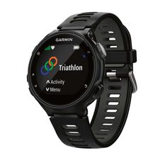 Garmin Forerunner 735XT GPS Multisport Watch Black / Grey, , rebel_hi-res