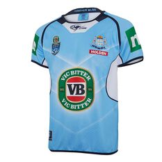 NSW Blues State of Origin 2017 Mens Jersey, , rebel_hi-res