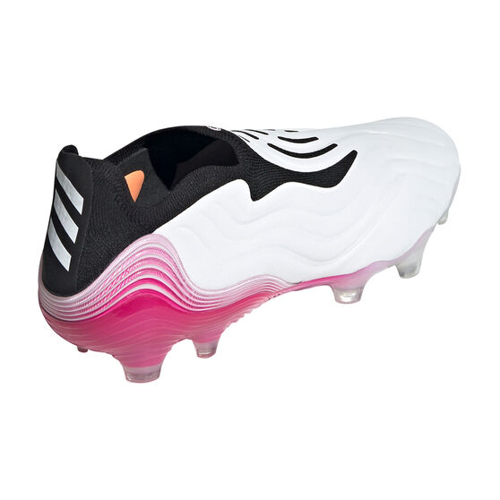 adidas Copa + Football Boots, White, rebel_hi-res