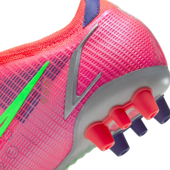 Nike Mercurial Vapor 14 Elite AG Football Boots, Crimson, rebel_hi-res