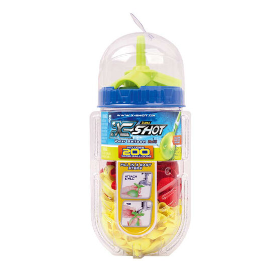 X Shot Water Balloon Refills Assorted, , rebel_hi-res