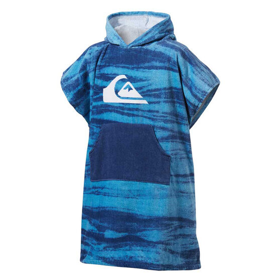 Quiksilver Boys Hooded Towel, , rebel_hi-res