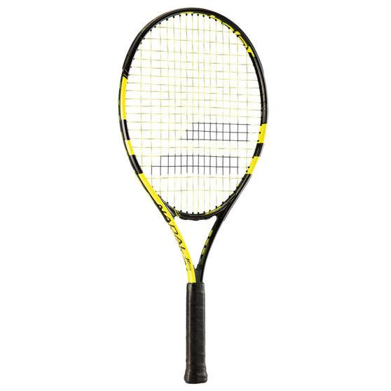 Babolat Nadal Junior Tennis Racquet Yellow / Black 23in, , rebel_hi-res