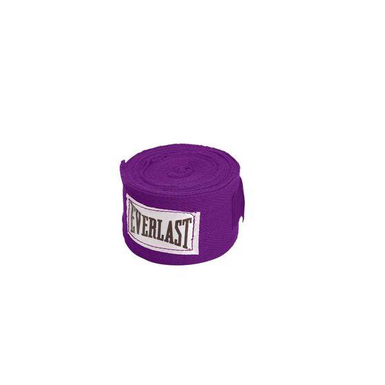Everlast 108in Hand Wraps Purple, , rebel_hi-res