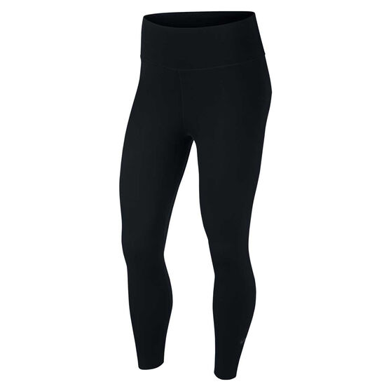 timeless design 6e9a8 448fa Nike Womens One Luxe Crop Tights, Black, rebel hi-res