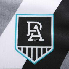 Port Adelaide 2020 Mens Away Guernsey, Grey, rebel_hi-res
