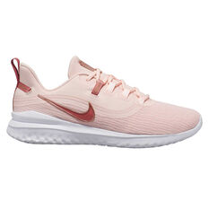 Nike Renew Rival 2 Womens Running Shoes Pink US 6, Pink, rebel_hi-res