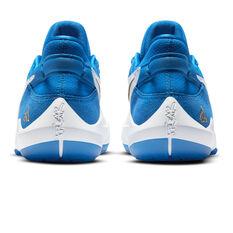 Nike Zoom Freak 2 Signal Blue Kids Basketball Shoes, Blue, rebel_hi-res