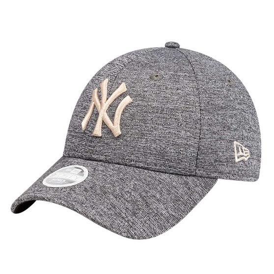 New York Yankees Womens New Era 9FORTY Marle Stone Cap, , rebel_hi-res