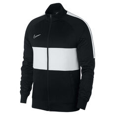 Nike Mens Dry Academy Football Jacket Black S, Black, rebel_hi-res