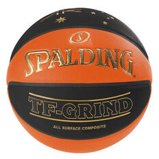Spalding TF Grind Basketball Australia Basketball Orange 7, , rebel_hi-res