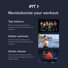 NordicTrack T9.5s Treadmill, , rebel_hi-res