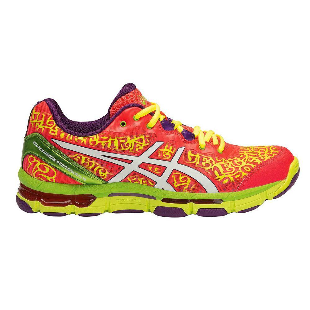 5c53d4b43877 Asics Gel Netburner Professional 12 Womens Netball Shoes