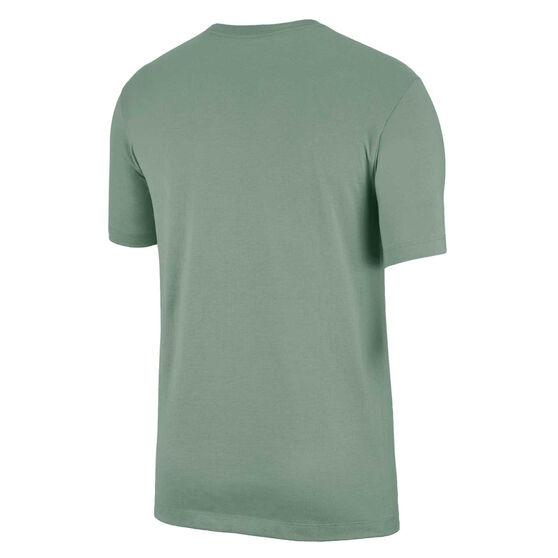 Nike Mens Sportswear Club Tee Green XL, Green, rebel_hi-res