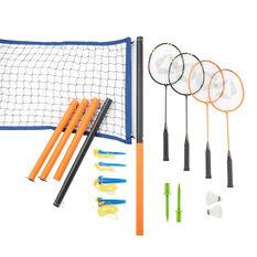 Verao Badminton Premium 4 Player Set, , rebel_hi-res