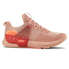 Under Armour HOVR Apex Womens Training Shoes Pink US 6, Pink, rebel_hi-res