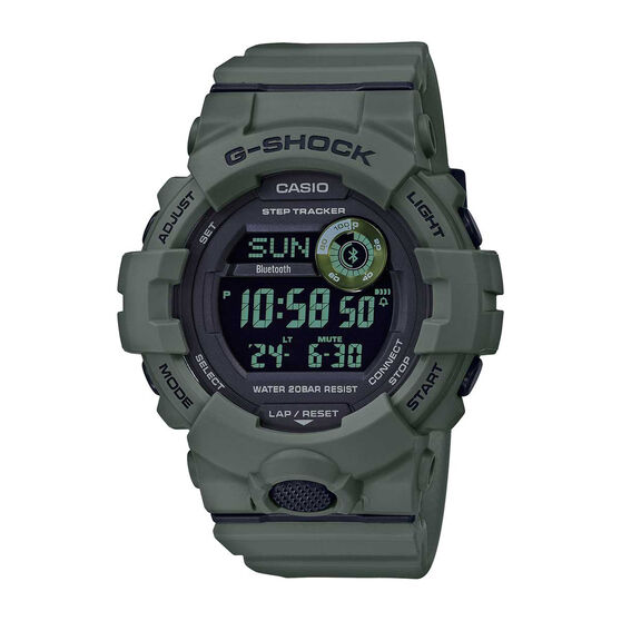Casio G Shock GBD 800U 3D Tracker Watch, , rebel_hi-res