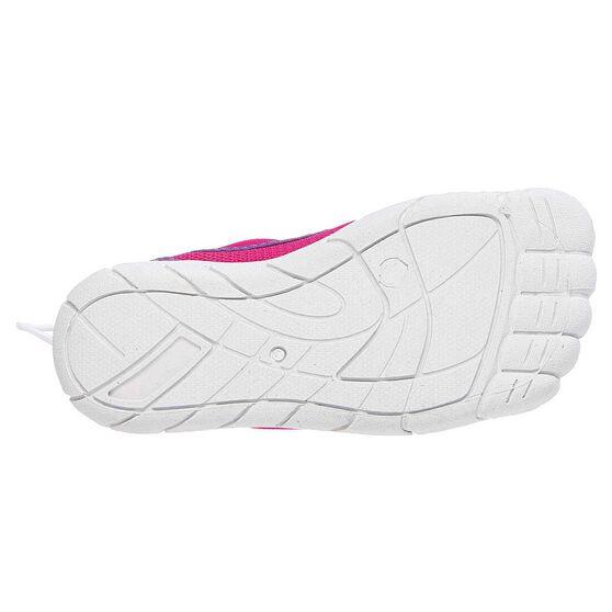 Seven Mile Junior Aqua Reef Shoes Pink US 10, Pink, rebel_hi-res