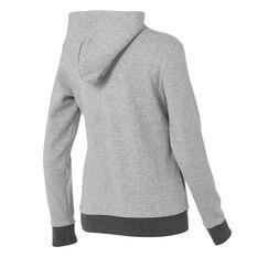adidas Womens Essentials Liner Pullover Hoodie Grey XS, Grey, rebel_hi-res