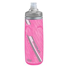 Camelbak Podium Chill 600ml Water Bottle Pink 600ml, Pink, rebel_hi-res