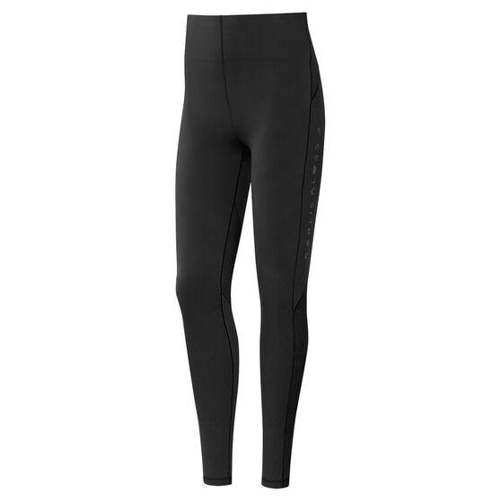 adidas Womens Karlie Kloss Yoga Flow Tights, Black, rebel_hi-res