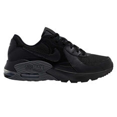 Nike Air Max Excee Womens Casual Shoes Black/Grey US 5, Black/Grey, rebel_hi-res