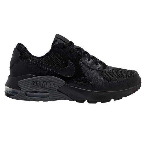 Nike Air Max Excee Womens Casual Shoes, Black/Grey, rebel_hi-res