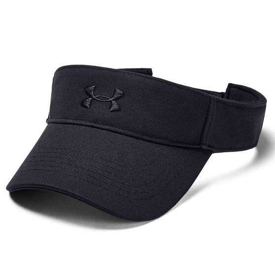Under Armour Womens Play Up Visor, , rebel_hi-res