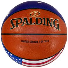 Spalding  Limited Edition USA vs Boomers Basketball 7, , rebel_hi-res