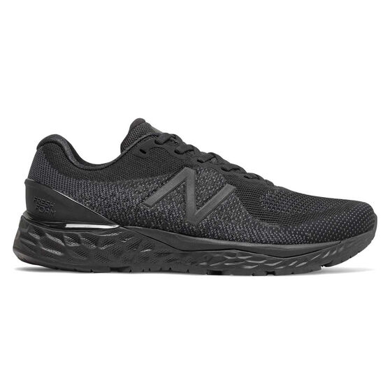 New Balance 880v10 2E Mens Running Shoes Black US 13, Black, rebel_hi-res