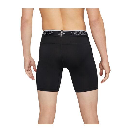 Nike Pro Mens Shorts, Black, rebel_hi-res
