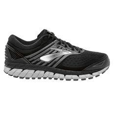 Brooks Beast 2E Mens Running Shoes Black / Grey US 8, Black / Grey, rebel_hi-res