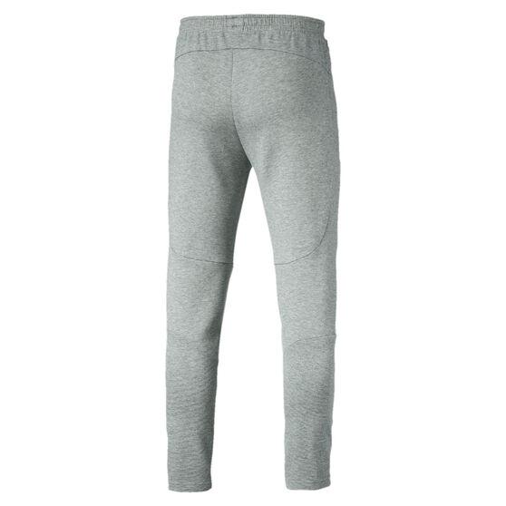 Puma Mens Evostripe Pants, Grey, rebel_hi-res